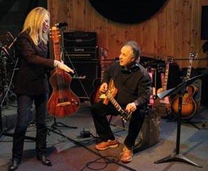 Cindy Cashdollar and Arlen Roth